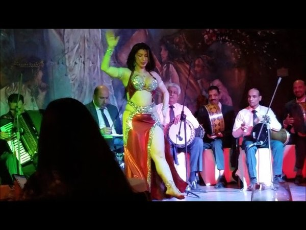 Cairo Belly Dancers March 2018