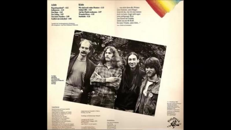 APE BECK and BRINKMANN -GER(1982)Regenbogenland Psych Folk Rock