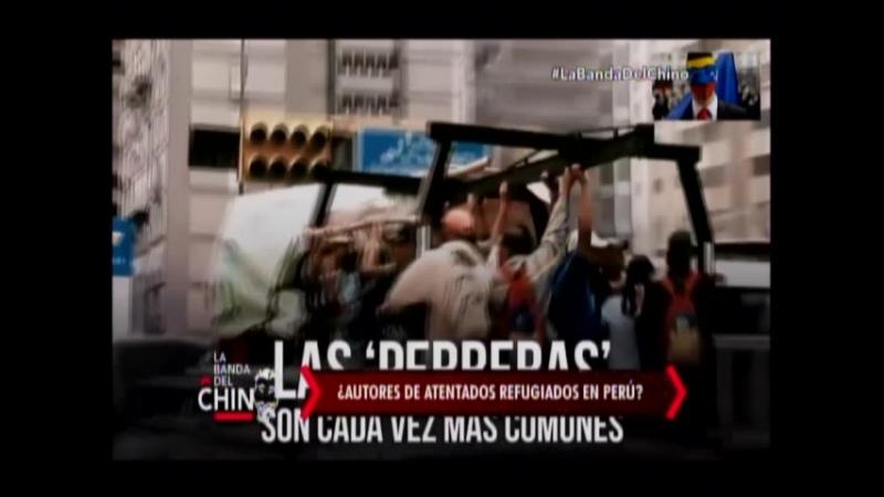 Nota ¿Autores de atentados refugiados en Peru