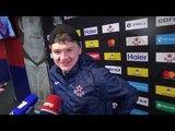 Кирилл Капризов Уже не важно - болел или не болел. Команда восстановиться помогает