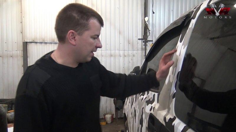 Hyundai Starex СВАП V8 3uz история тюнинга ради жизни!