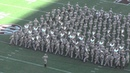 Fightin' Texas Aggie Band Halftime Show Alabama Game at Kyle Field on October 17 2015