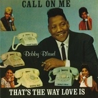 "Bobby ""Blue"" Bland альбом Call On Me"