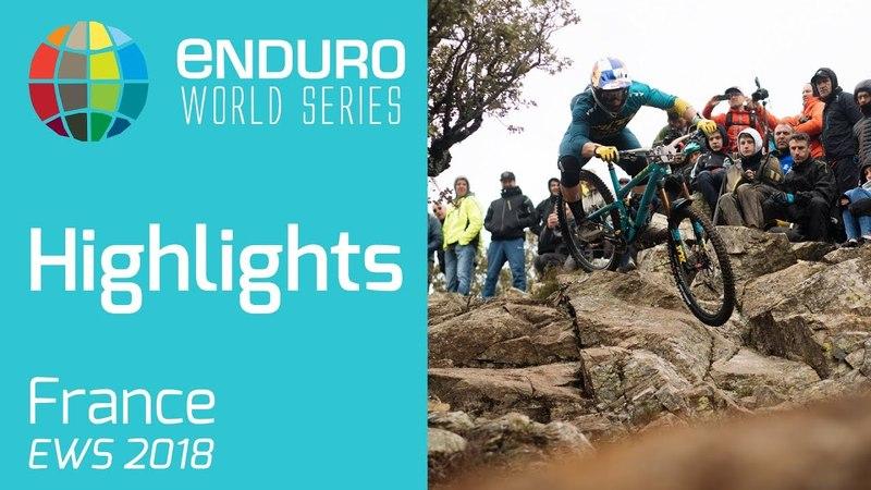 FULL Highlights Round 3 | EWS Montagnes du Caroux, France 2018