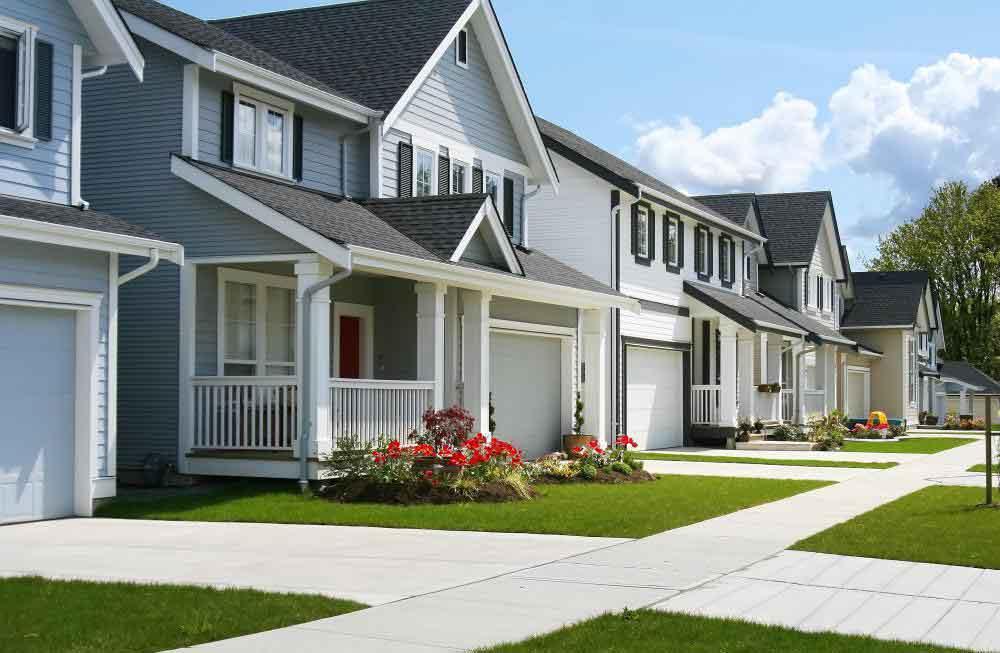 Архитектурные проекты частного дома могут быть построены в подразделении