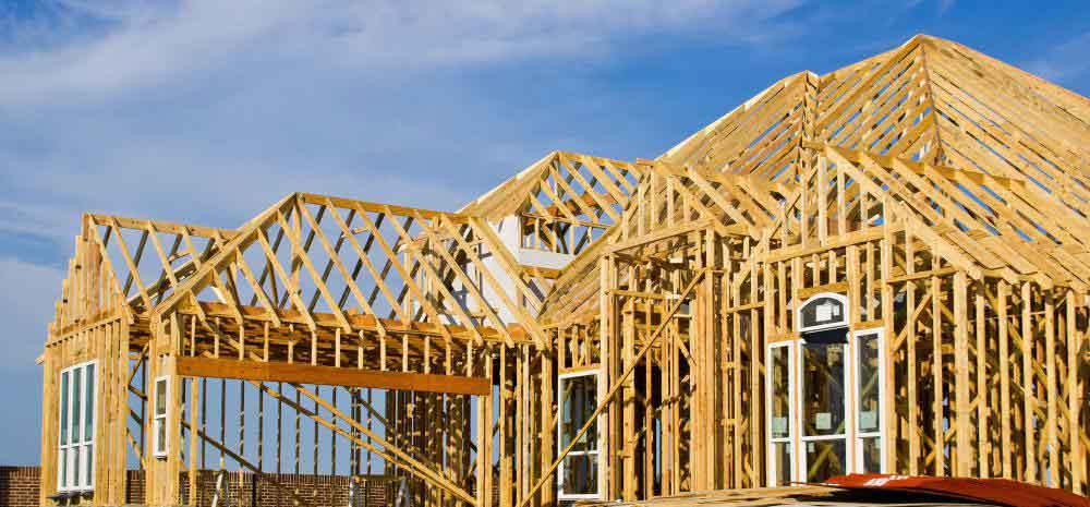 Архитектурный проект частного дома полностью построен по спецификации покупателя.