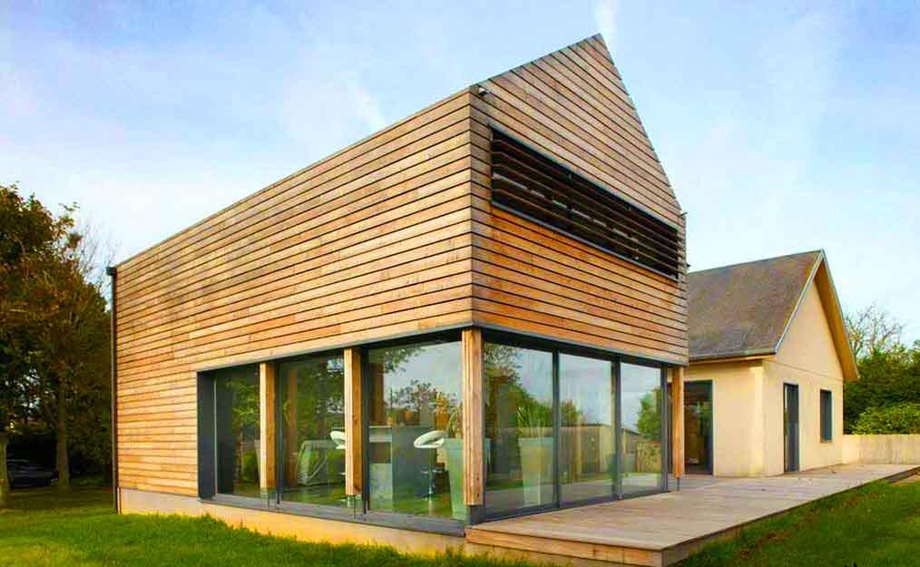 Что такое архитектурный проект частного дома?
