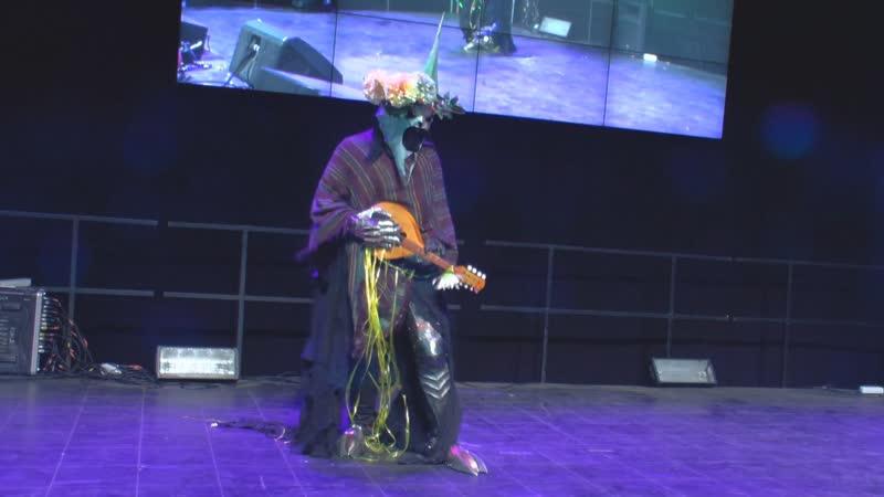 Cosplay Чародей из ВК - halloween version STARCON HALLOWEEN 2018