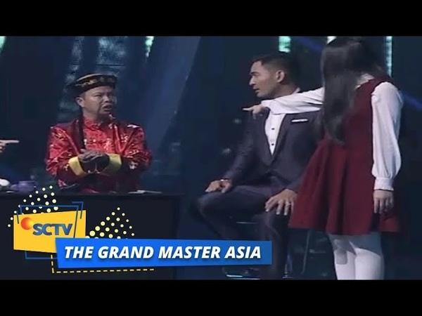 Sesosok Bayangan Wanita Membantu Aksi The Sacred Riana Grand Final The Grand Master Asia