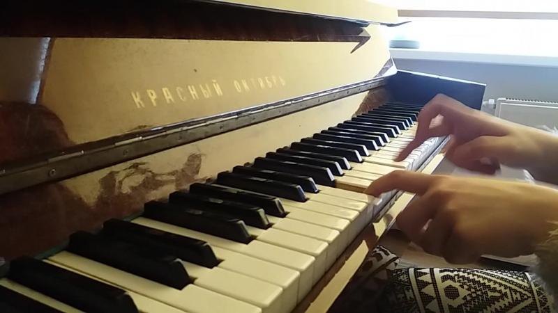 эмоциональная играна пианине