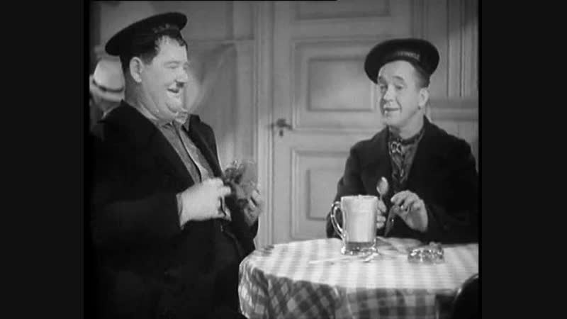 Laurel and Hardy - Our Relations - 1936