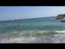 Пляж отеля Aska Lara Анталия