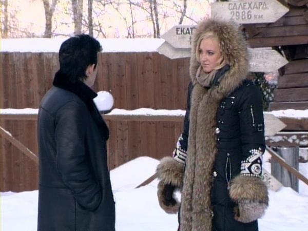 ДОМ 2 Город любви 2450 день Вечерний эфир 24 01 2011