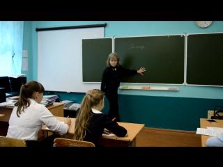 День учителя 2018(видео от 11 класса)