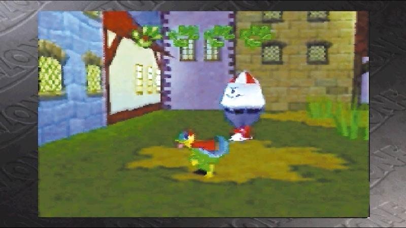 Gex 3: Deep Cover Gecko Beta Screenshots on PlayStation Zone Demos