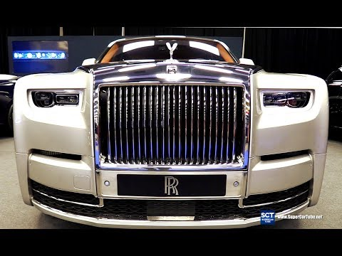 2018 Rolls-Royce Phantom - Exterior and Interior Walkaround - 2018 Montreal Auto Show
