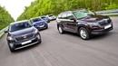 Skoda Kodiaq vs Renault Koleos vs Ford Kuga vs Nissan X-Trail vs Kia Sorento