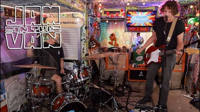 HOCKEY DAD Disappoint Me Live at JITV HQ in Los Angeles CA 2019 JAMINTHEVAN