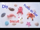 Diy lagosta de biscuit frutos do mar