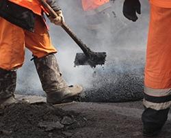 Ямочный ремонт дорог в Вязьме начнется в апреле