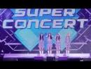[FANCAM] 180902 이달의 소녀 yyxy @ Incheon Airport Sky Festival