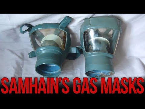 Обзор пары неизвестных противогазов | Unknown gas masks