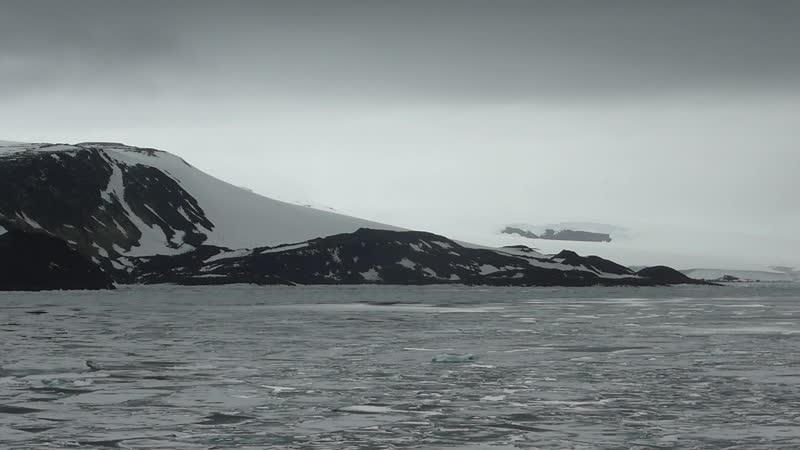 Дальнее путешествие. 14 серия. Возвращение к архипелагу.