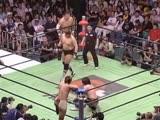 NOAH - KENTA Naomichi Marufuji vs Takeshi Rikio Takeshi Morishima