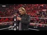 (WWE Mania) Ро 11411 Эдж объявил о завершении карьеры профессионального рестлера