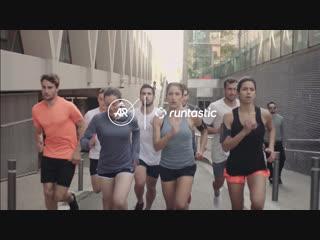 Как стать частью adidas Runners в приложении Runtastic?