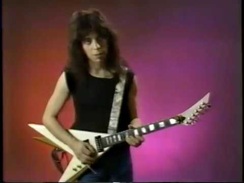 Vinnie Vincent - Metal Tech - Style, Speed Phrasing