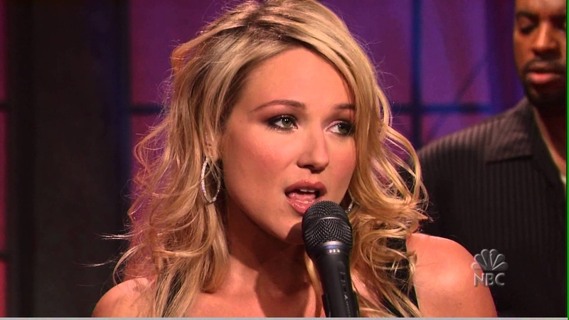 Jewel Intuition Tonight Show 2003