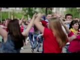 Флэшмоб по-русски - 2. СИБИРСКИЙ ХОРОВОД!!! (Russian style flash mob from Siberia)