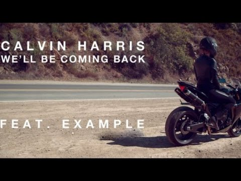 Calvin Harris feat. Example - We'll Be Coming Back (Reeve Silverio Bootleg)