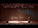 Отчетный концерт 2018. Еврейский танец
