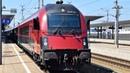 Züge St. Pölten Hbf ● 17.08.2018