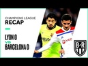 Lyon 0-0 Barcelona: Champions League Recap with Highlights, Goals and Best Moments
