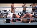 Suwama, Shuji Ishikawa, Zeus, Hikaru Sato vs. Kento Miyahara, Joe Doering, Naoya Nomura, Koji Iwamoto (AJPW - Champion Carnival