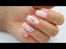 Flower nails art Tutorial / Allepaznokcie
