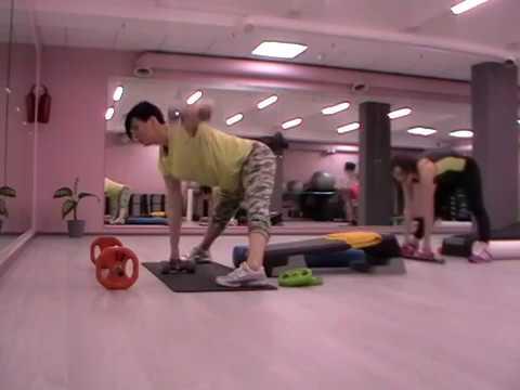 Упражнения на приводящие мышцы, ягодичные, м. спины, плечи. SFC Семинар