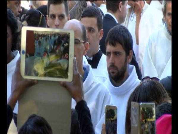 Lourdes - Messe 15 août 2018