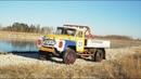 гоночный ЗИЛ (не BMW) СПОРТИВНЫЙ грузовик HAND MADE