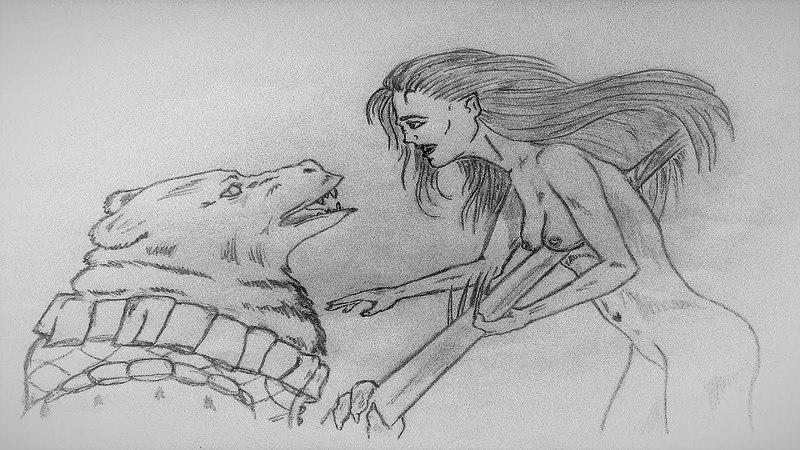 MAX EXX - Брукса и Зверь\Bruxa and the Beast (ВЕДЬМАК)