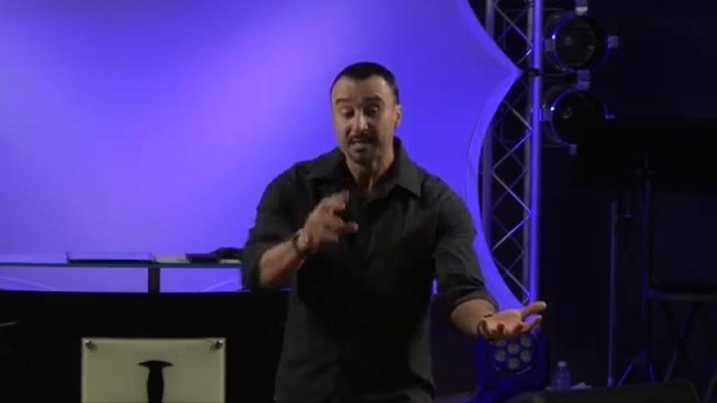 Пастор Андрей Шаповалов «Вход в Вечность и Бесконечность»