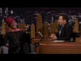 Grace Jones on Her 12-Year Documentary and Studio 54 Antics – The Tonight Show Starring Jimmy Fallon