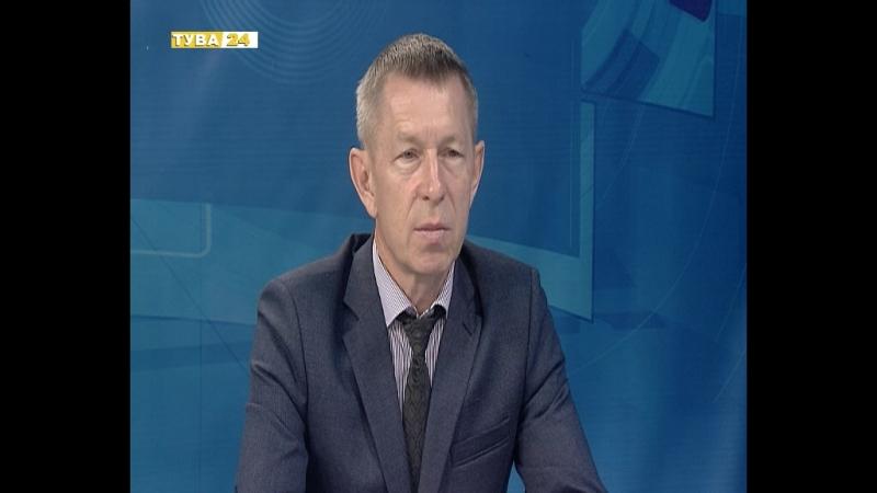 Тува24 Рубрика Интервью дня