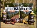 NEW Big Fish River barbel carp and chub fishing bait range