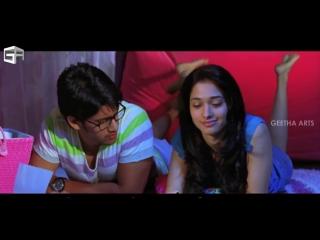 Infatuation  __ 100 % love movie __ naga chaitanya, tamannah