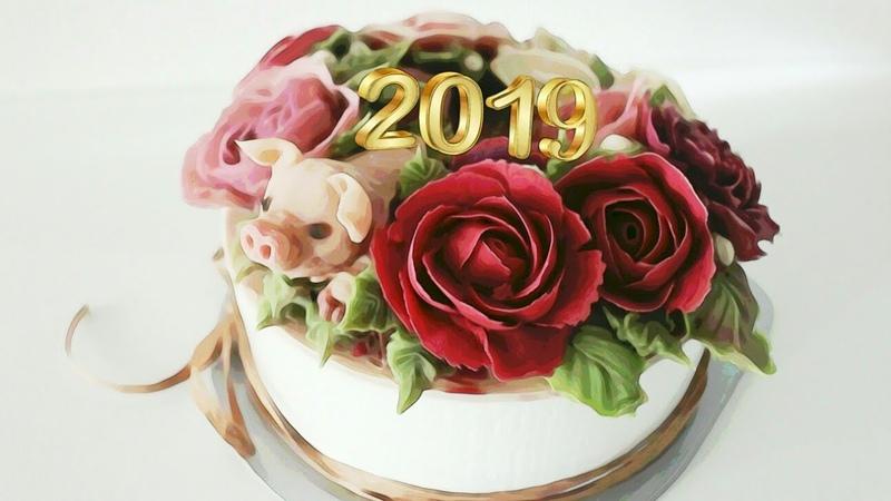 앙금플라워 장미,작약,스파트필름,앙금돼지 bean paste flower pipingPig,Rose,Peony,Spathiphyllum
