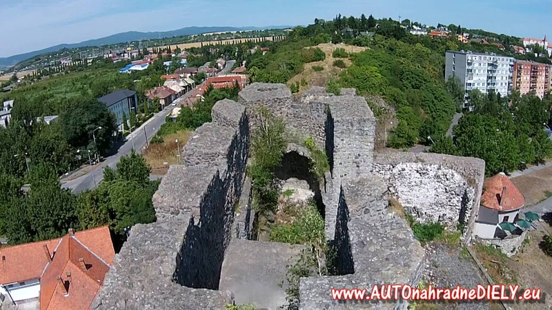 Levice Castle - Castles and castle ruins in Slovakia - Europe